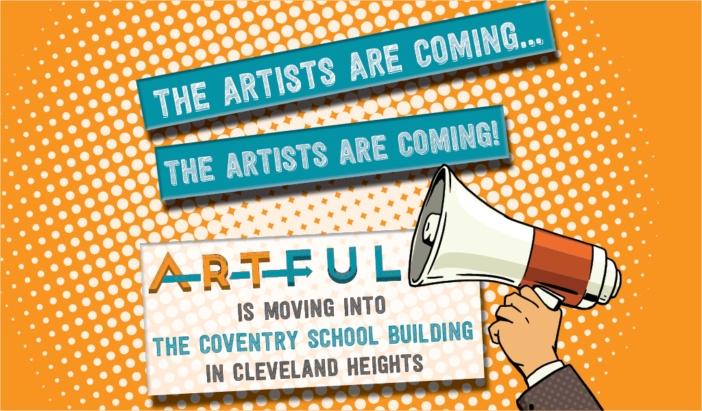 The artists are coming… THE ARTISTS ARE COMING!!