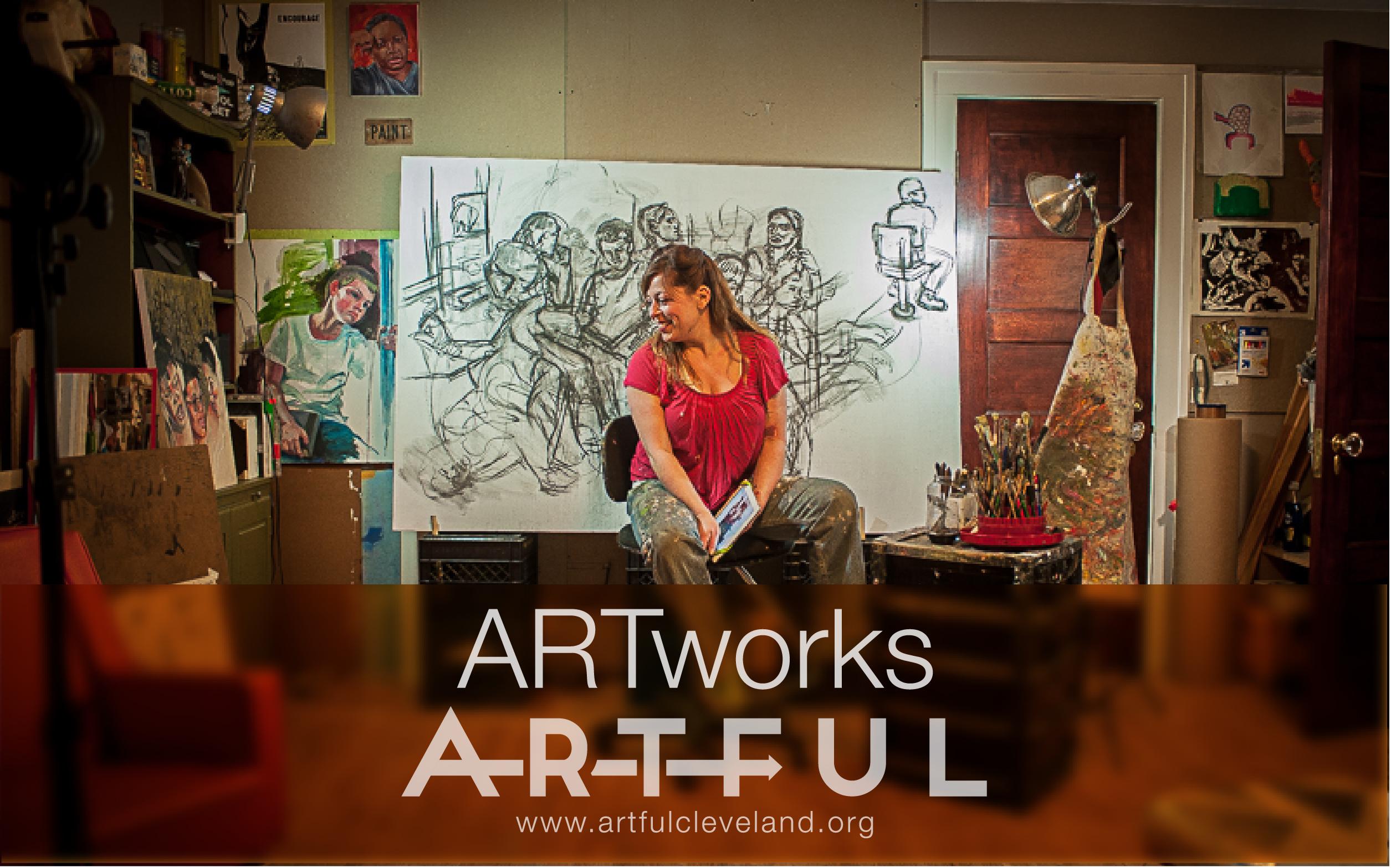 ARTworks – Profile on Sarah Curry